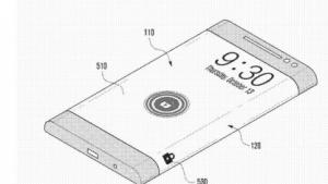 Samsungs Patentantrag für ein flexibles Smartphone-Display