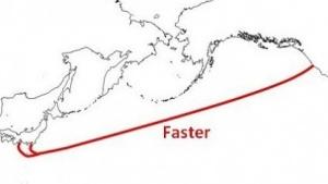 Faster: Bau von Googles Seekabel beginnt