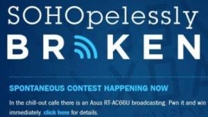 Sind Router wirklich hoffnungslos unsicher?