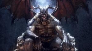 Artwork des Shadowlord aus Shadow Realms