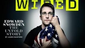 Edward Snowden zeigt sich in der Wired als amerikanischer Patriot.