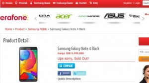 Händler nennt Details zu Samsungs Galaxy Note 4