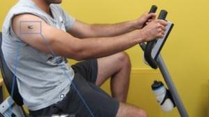 In Zukunft könnten Wearables während des Trainings aufgeladen werden.