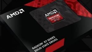 Verpackung der Radeon-SSDs