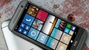 One (M8) mit Windows Phone 8.1