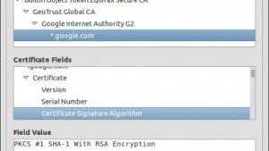 Google nutzt selbst noch SHA-1, will den Algorithmus aber bis 2017 loswerden.