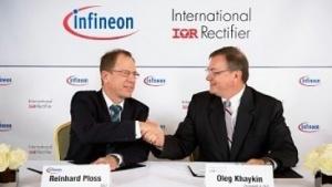 Die Chefs von Infineon und IRC sind sich einig.