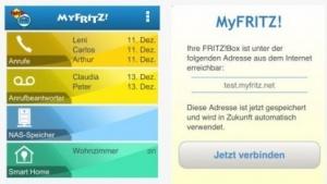 Die Fritzbox-App ermöglichte Hackern einen Fernzugriff auf den Router.