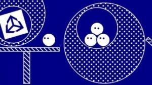 Logo von Unity