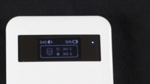 Qnaps QGenie QG-103N ist ein mobiles NAS-System mit Akku.