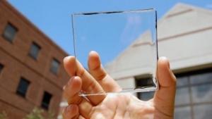 Transparent Luminescent Solar Concentrator: Wer will schon in einer Disco arbeiten?