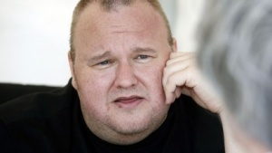 Kim Dotcom im April 2014