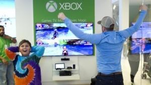 Xbox One mit Kinect