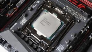 Der Core i7-5960X im Asus Rampage V Extreme