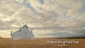 Project Wing: wirksames Kontrollsystem für die Drohnenflüge