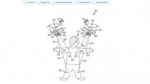 Fliegende Marionette: ausgefeilte, wiederholbare Choreographie