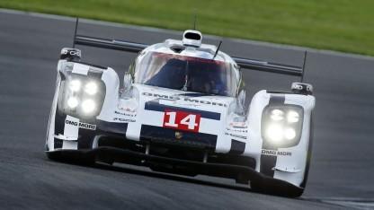 Le-Mans-Prototyp Porsche 919 Hybrid: mehr Freiraum beim Antrieb