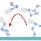 Robotik: Roboter Achires läuft kameragesteuert