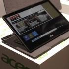 Acer Aspire R13 im Hands On: Convertible mit Schwächen und bekanntem Drehgelenk