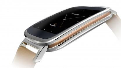 Asus' neue Zenwatch