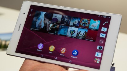 Sonys Xperia Z3 Tablet Compact