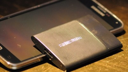 Samsungs Portable SSD T1