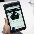 Galaxy Tab Active im Hands On: Samsungs Arbeitstablet mit abnehmbarem Stoßschutz