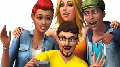 Artwork von Die Sims 4