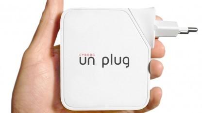 Das Cyborg Unplug wirft Google Glas aus WLAN-Verbindungen.