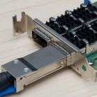 Intel: PCIe 3.0 reicht für neuen Dual-40GbE-Netzwerk-Adapter nicht