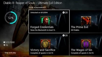 Xbox One mit Oktober-Update