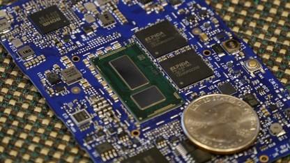 Mainboard mit Core M für dünne 2-in-1-Tablets