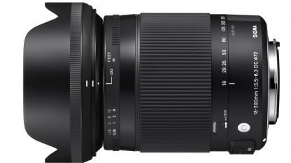 Sigma 3,5-5,6/18-300mm DC Macro OS HSM
