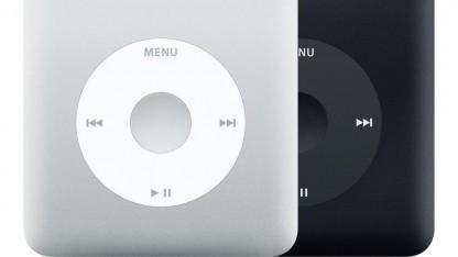Apples iPod Classic in Silber und Schwarz werden knapp.