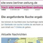 Leistungsschutzrecht: Mailprovider werfen Verlage aus ihren Suchmaschinen