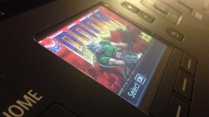 Wegen unzureichend abgesicherter Firmware gelang es Datenexperten, Doom auf einem Canon-Drucker zu installieren.