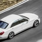 Luxuslimousine: S-Klasse als Plug-in Hybrid mit 2,8 Litern Verbrauch