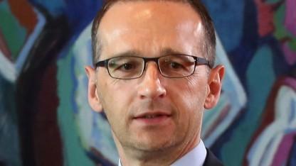 Justizminister Heiko Maas fordert mehr Transparenz von Google.