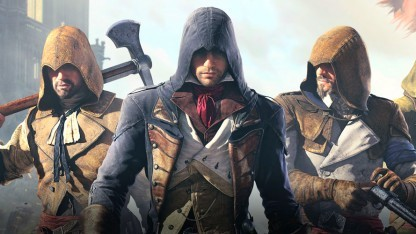 Artwork von Assassin's Creed Unity