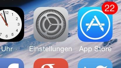 Für iOS 8 müssen zahlreiche Apps aktualisiert werden.