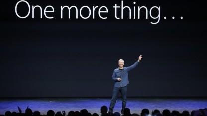 Kommen im Oktober neue Apple-Produkte?