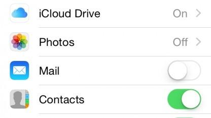 Auf private Daten auf mobilen Geräten hat Apple keinen Zugriff mehr. Auf Daten in der iCloud aber schon.