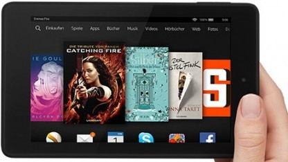 Neues Fire HD 6 von Amazon