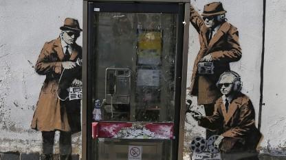 Ex-Spione gründen eigene Sicherheitsfirmen.