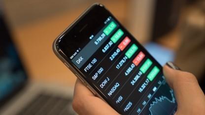 Apples iPhone 6  - wenn es kaputt ist, wird es teuer.