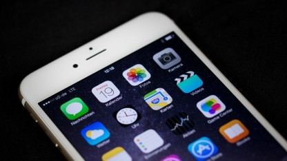 Auch dank des neuen iPhones konnte Apple mit Samsung im letzten Quartal 2014 gleichziehen.