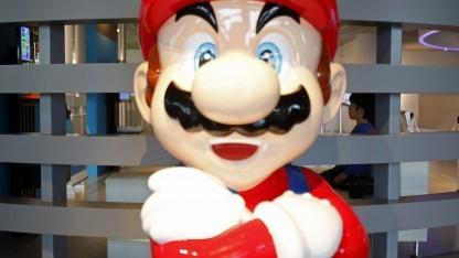 Nintendos Maskottchen Mario