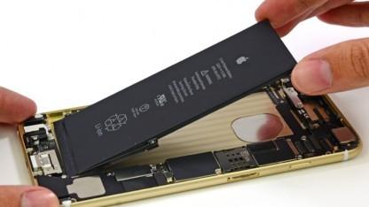 Akku des iPhone 6 Plus