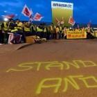 Bad Hersfeld: Streik bei Amazon in zwei Warenlagern