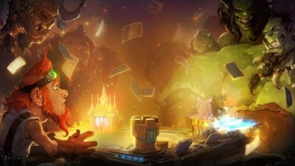 Siegreicher Warcraft-Ork in Hearthstone